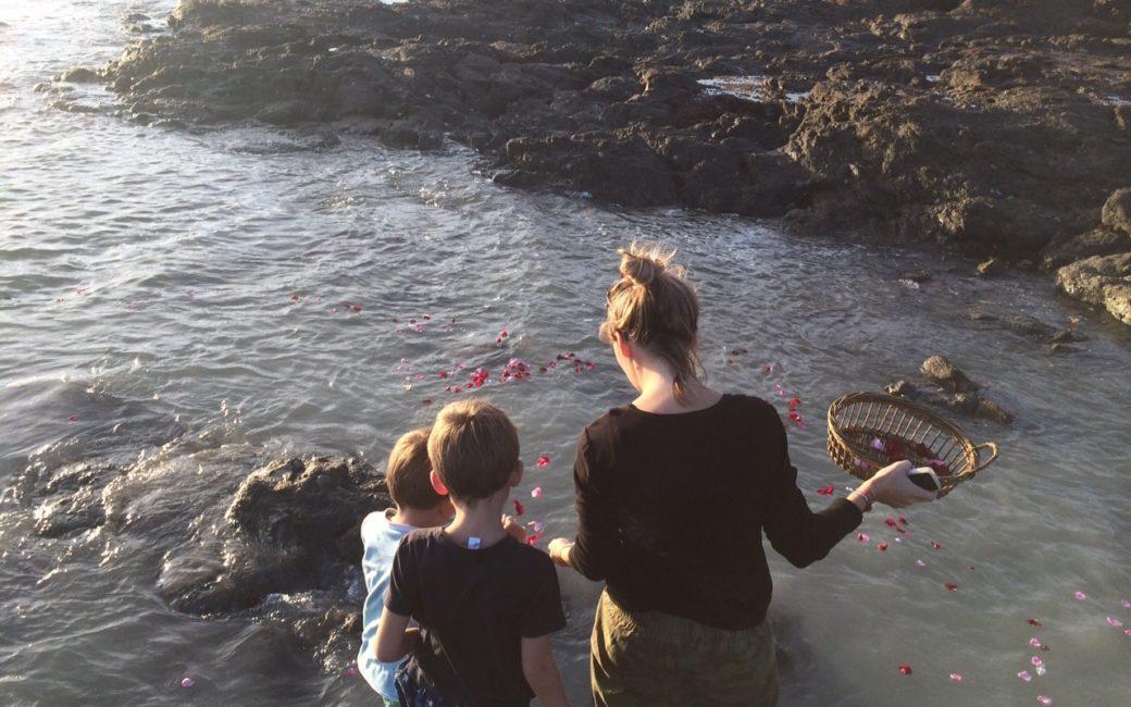 crémation dispersion des cendres en mer