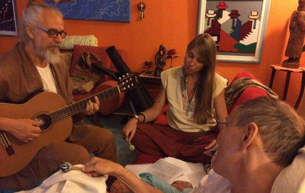 Musicothérapie Brésil Audrey Monge