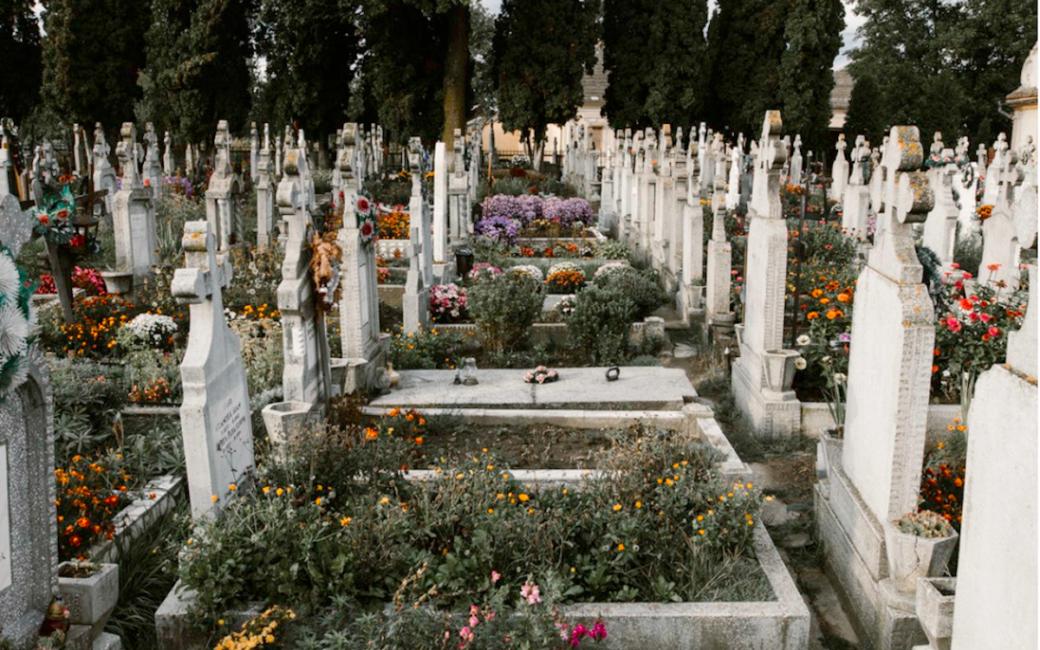 cimetières paris