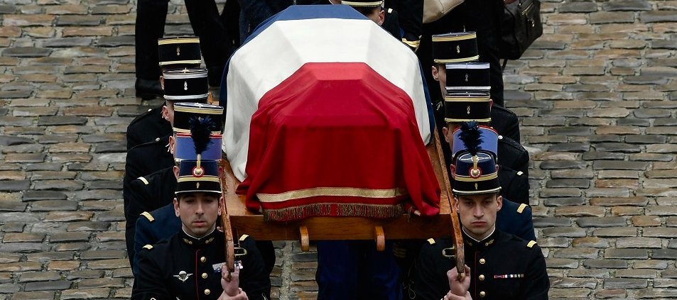 hommage national militaires