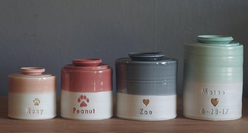 urnes ceramique et porcelaine personnalisables enfant
