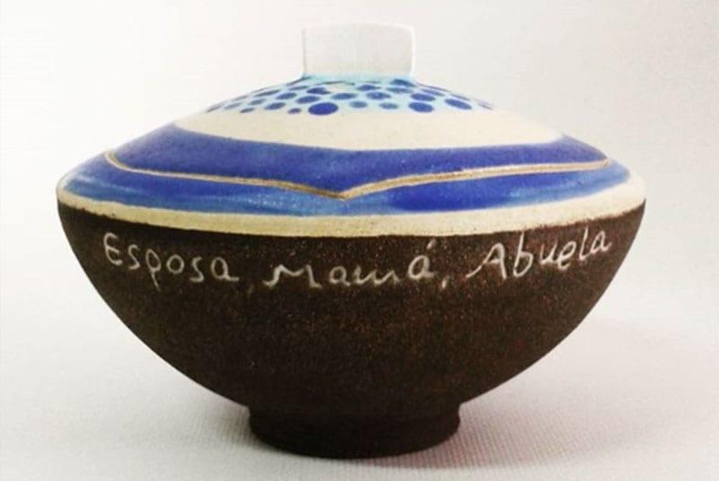 urne funeraire esposa mama abuela
