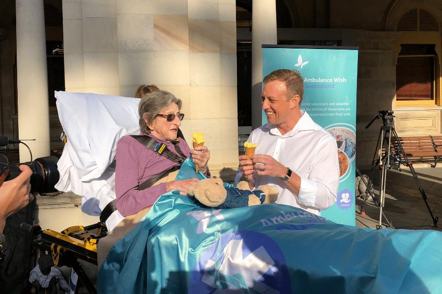 patiente-soins-palliatifs-Steven-Miles-ministre-santé-Queensland