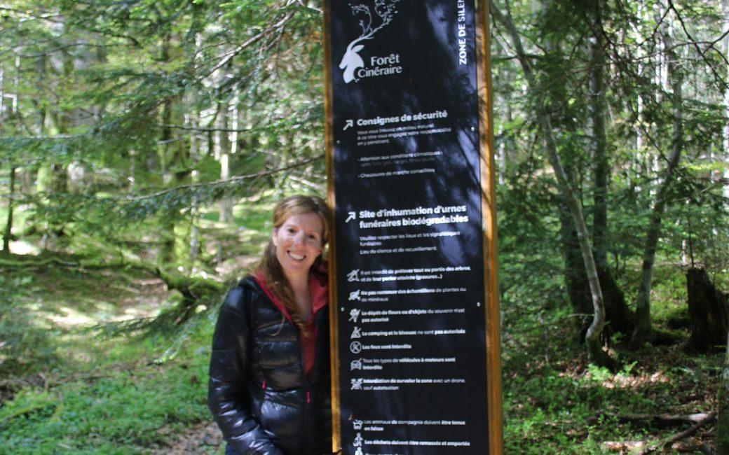 Elia Conte Douette - forêt cinéraire