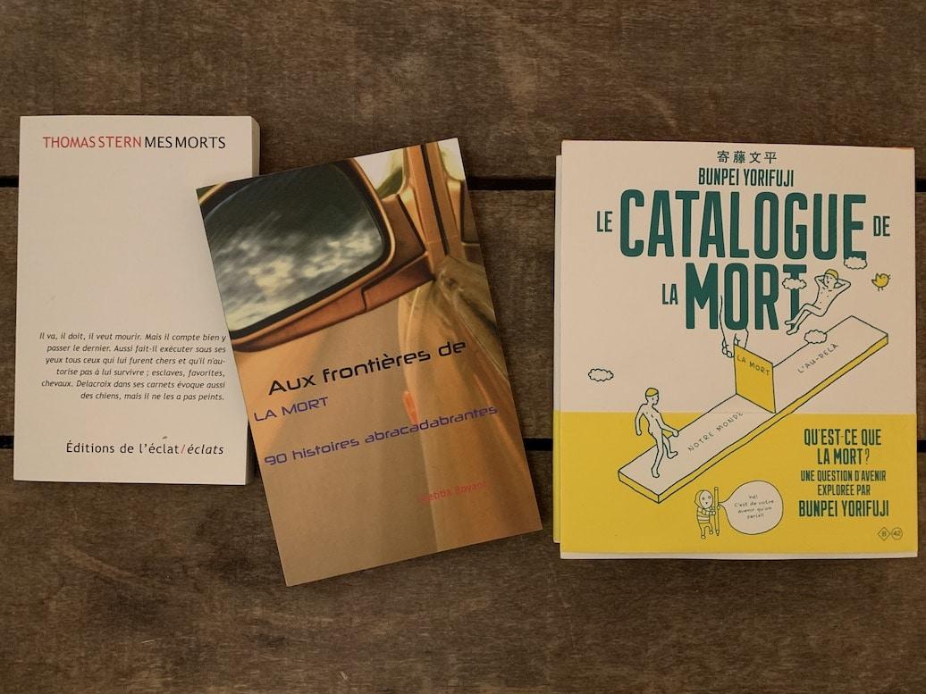 livres sur la mort