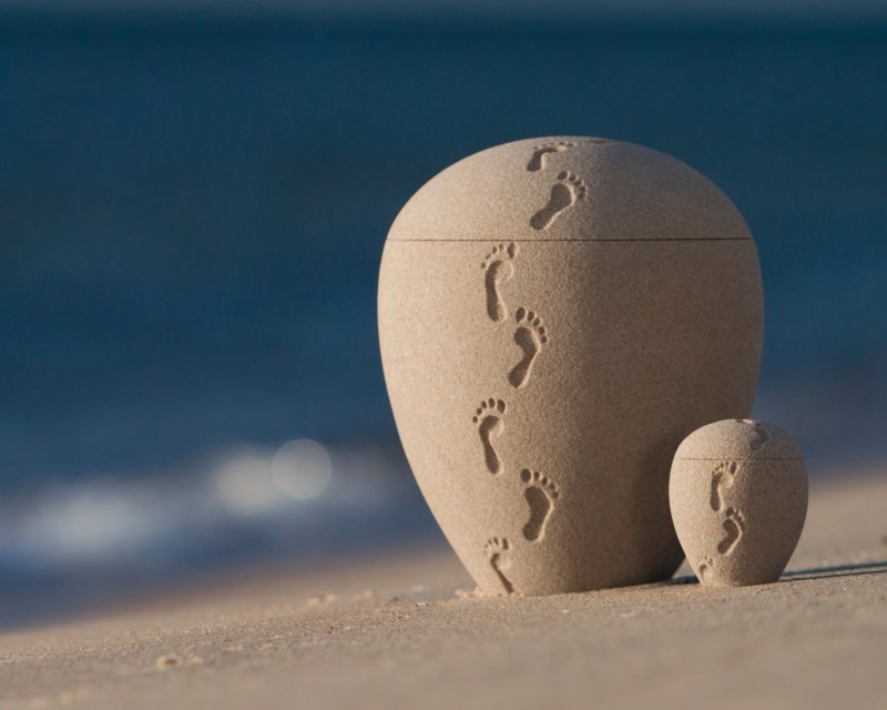 Urne-funeraire-sable