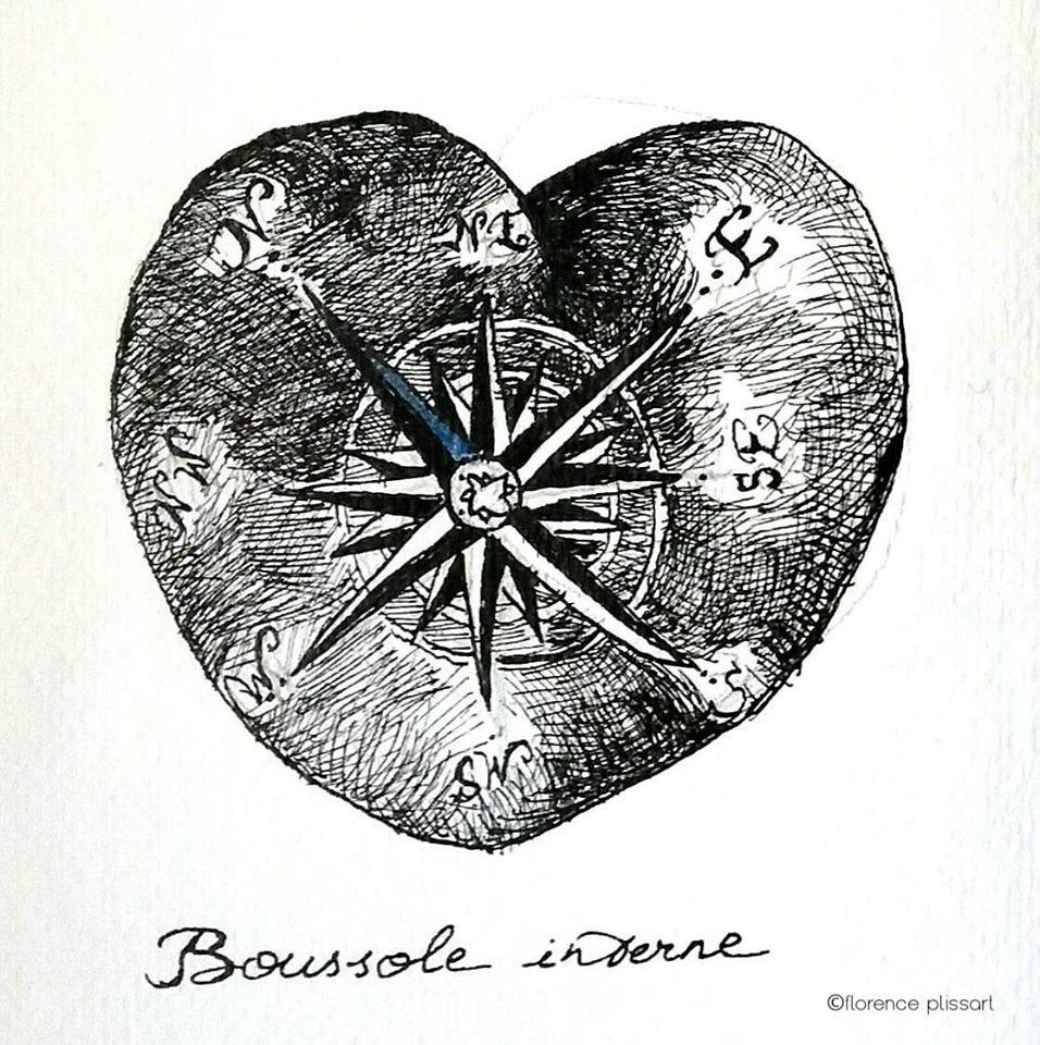 Boussole Florence Plissard