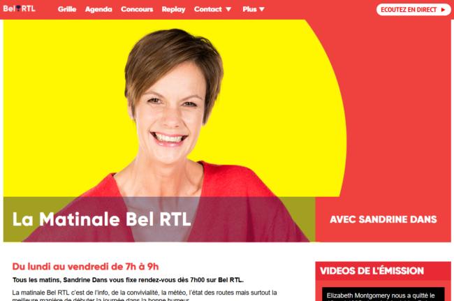La Matinale Bel RTL