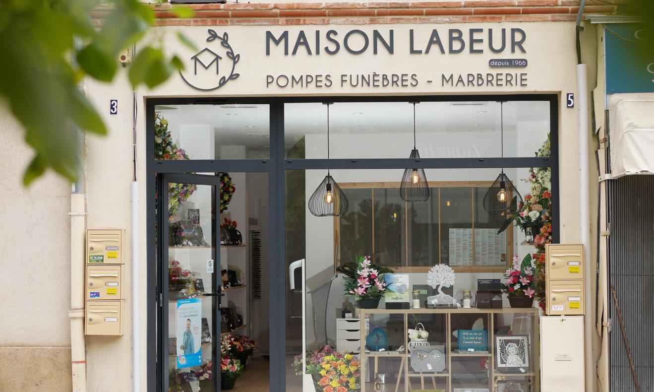 Maison Labeur entreprise pompes funebres