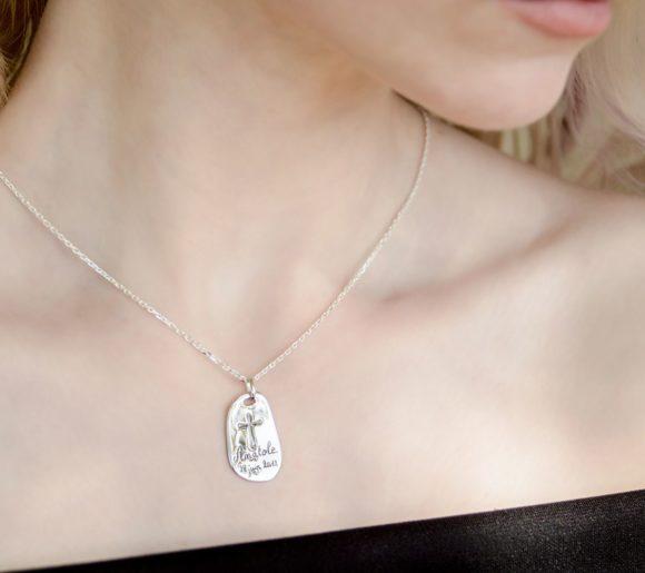 Les Empreintes entreprise artisans bijoutiers souvenir hommage deuil