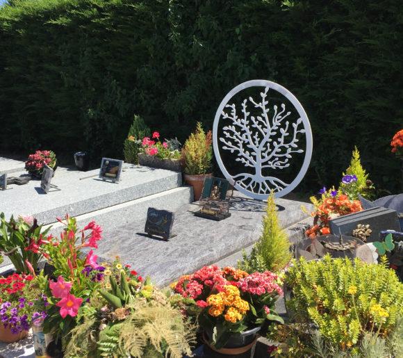 Art tombal entreprise monument funeraire moderne