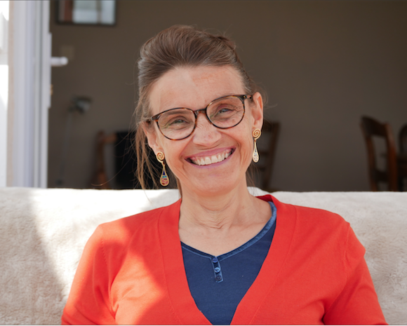Catherine Delaveau Accompagnatrice deuil et therapeute