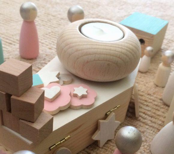 La boîte d'adieu pour aider les enfants dans un deuil, par Bonnie Jansen